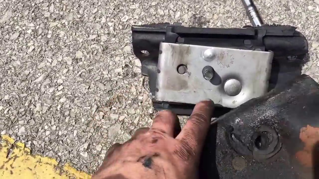 Ford F  Motor Mounts Replacement