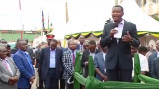 Governor Mutua criticises Cord's anti-IEBC demos