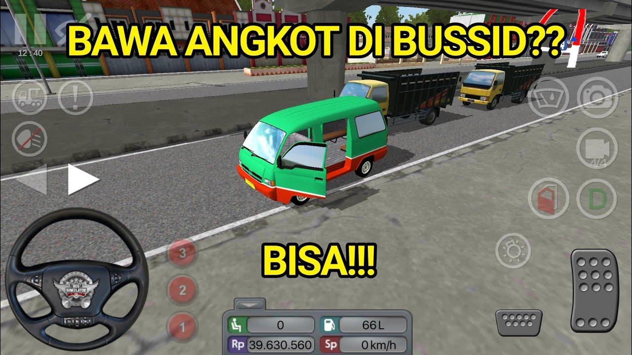 Cara pasang mod bussid
