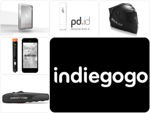 Лучшие проекты IndieGoGo / The Best of IndieGoGo (14.08)