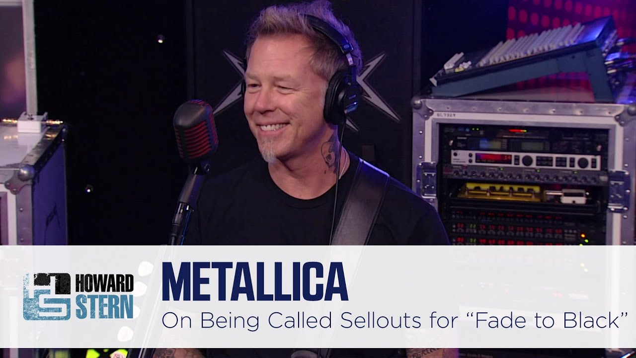 """Download Metallica on Being Called Sellouts for """"Fade to Black"""" (2013)"""