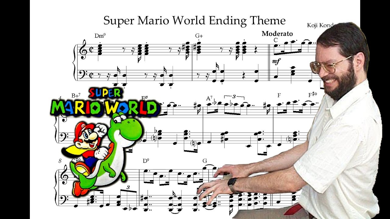 Super Mario World Ending Theme (Tom Brier Style) ~ Violin Cover
