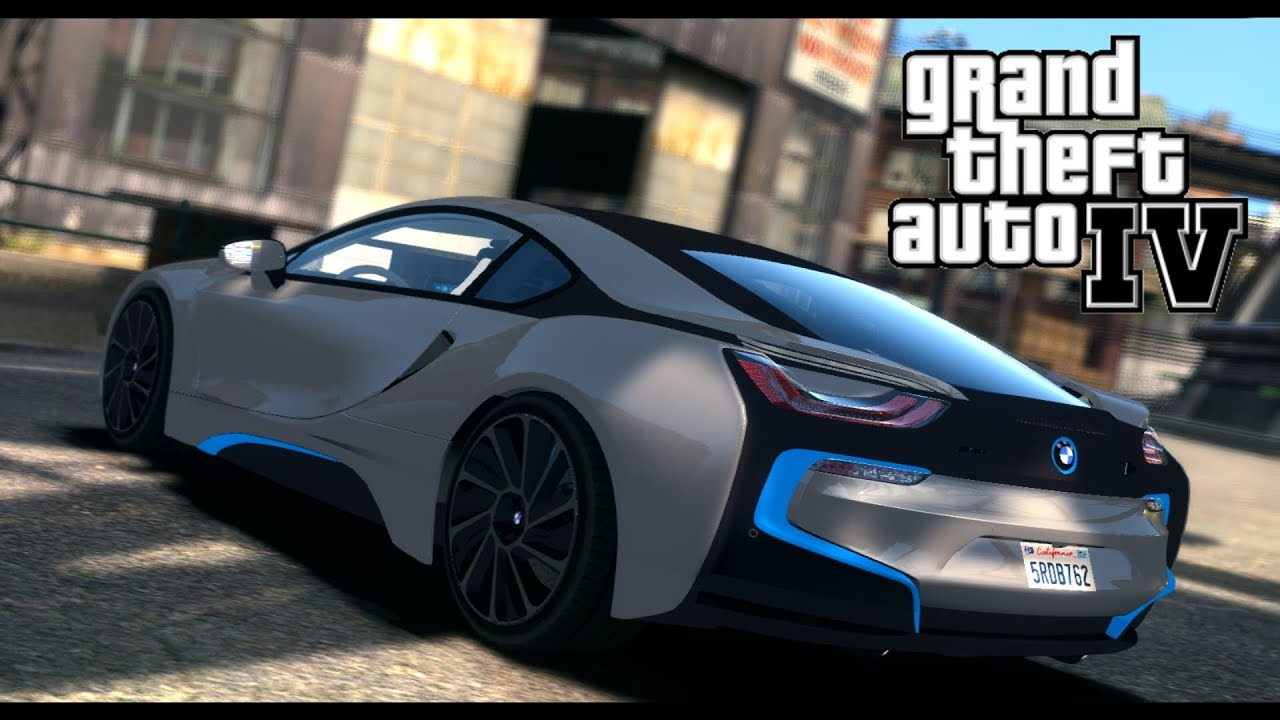 gta iv bmw i8 2013 youtube. Black Bedroom Furniture Sets. Home Design Ideas