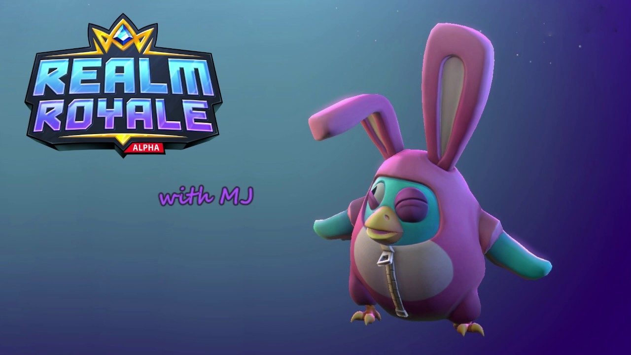 The Stream Team: Win a chicken change in Realm Royale | Massively