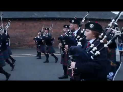 World Pipe Band Championships 2016 - Police Scotland Fife