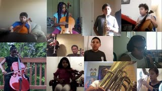 OrchKids Virtual Jam Session Spring 2020