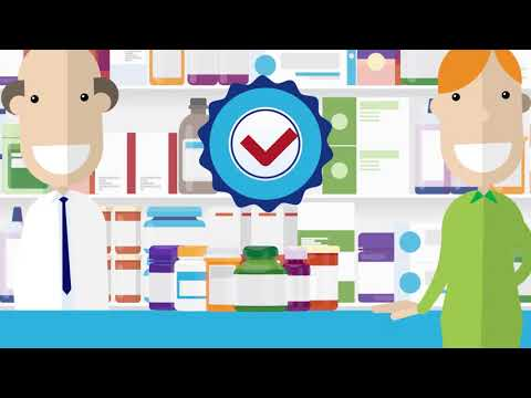 Department of Health Pharmaceutical Benefits Scheme (PBS) animation