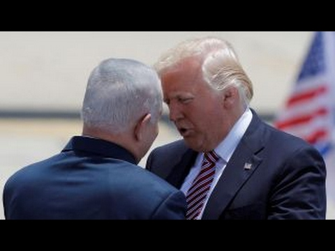 How will President Trump's Israel trip differ from Obama's?