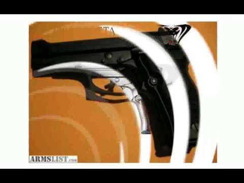 Beretta 85FS Cheetah .380 Auto Pistol