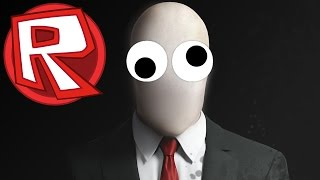 Roblox - Slender, Don't Look at Me!!! [Xbox One Edition]