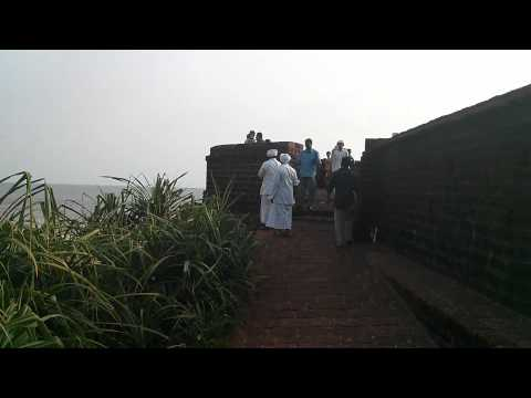 Bekal Fort Beach Kasaragod Kerala