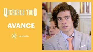 AVANCE: ¡Mateo se robará a Valeria! | Esta semana | Quererlo todo | Las Estrellas