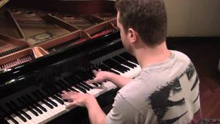 Flintstones Theme Song on piano