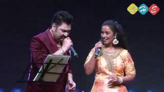 Tujhe dekha to ye jana sanam Kumar sanu live in concert Mumbai