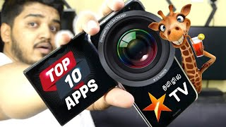 Top 10 Best Apps for Android in October 2018 in Tamil - Wisdom Technical