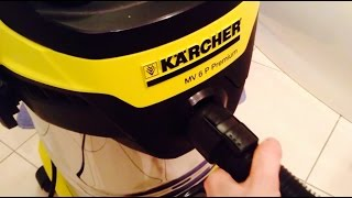 cleaning without dustbag. Karcher MV 6 P Premium.(4 of 6)