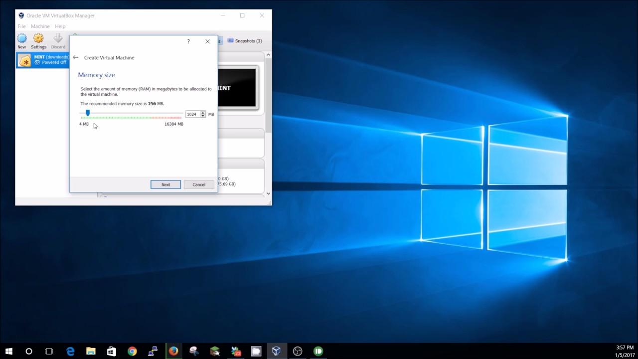 install raspberry pi on virtualbox