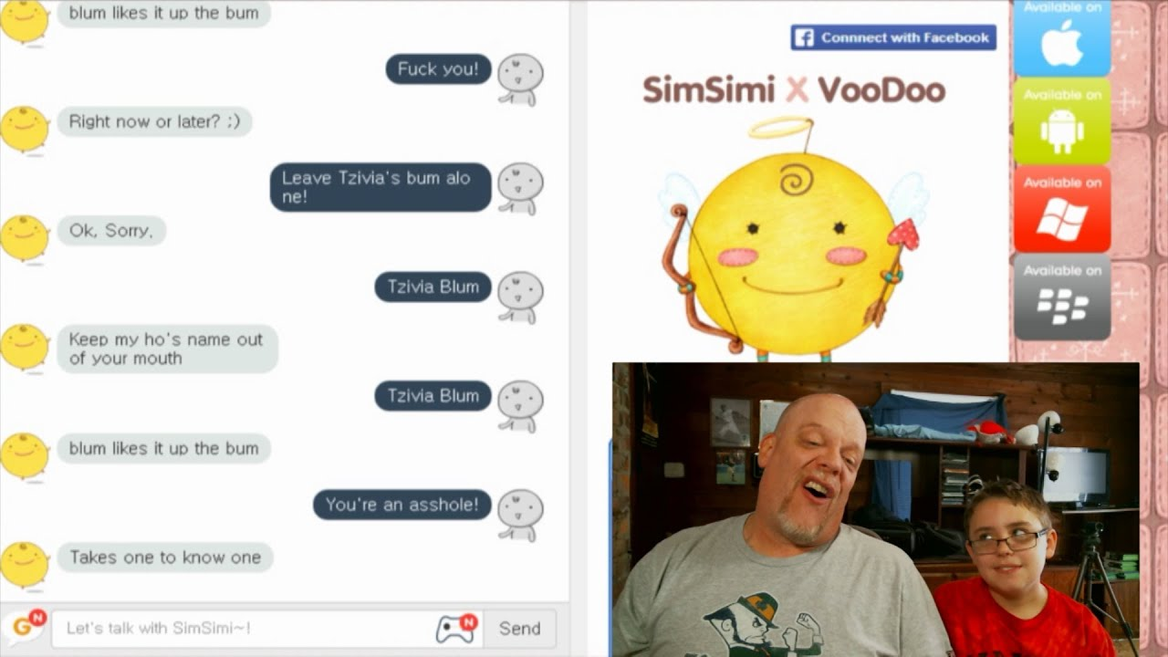 Simsimi the Psycho Chatbot Is Mean To Our Girls & Its