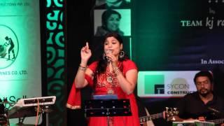 Download Hindi Video Songs - SAIYYAN DIL MEIN AANA RE  by SHRUTI BHIDE  @ DIL SE DIL TAK CHOWDIAH HALL BANGALORE