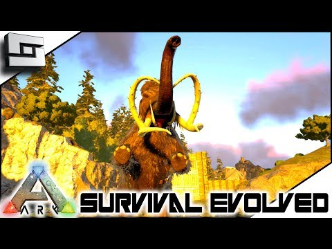 ARK: Survival Evolved - WOOLLIAM SHATNER! E4 ( Ark Ragnarok Map )