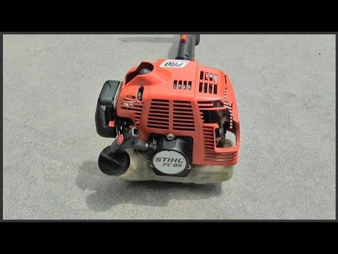 Repeat Trimmer Repair - Replacing the Fuel Filter (Echo Part