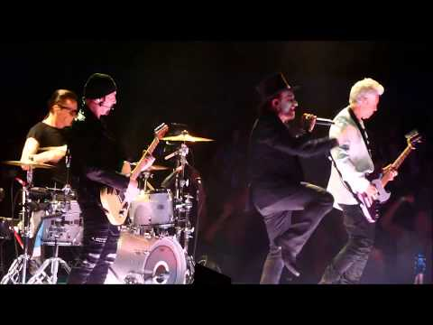 U2 - Vertigo + Rebel Yell (Snippet) 5-16-18 - Los Angeles