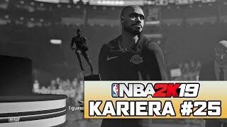 Manu MVP, czas na PLAYOFFY! ► NBA 2K19 KARIERA #25