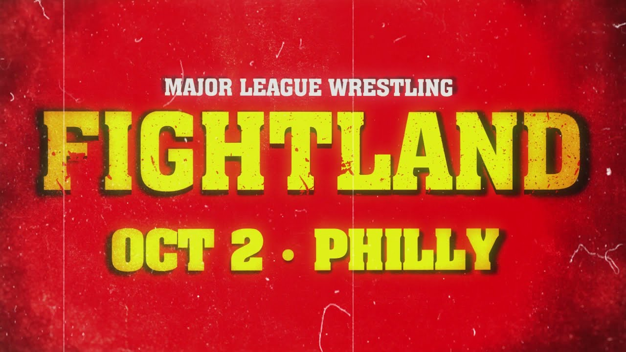 ▙ ▚ ▛▙ ▚ ▛ is coming to MLW