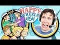 DAD VS MOM - Happy Wheels