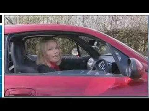 MG XPOWER WR SUPER CAR ITV