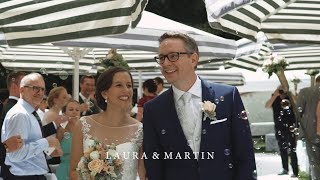 laura + martin / a wedding film