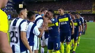 Boca vs Talleres (1-2) Resumen Completo Fútbol Argentino 2016-2017