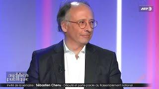 Invité : Sébastien Chenu - Audition publique (17/12/2018)