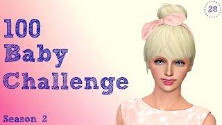 The Sims 3 100 Baby Challenge - Season 2 Pt28 - Goodbye my sweet children, goodbye