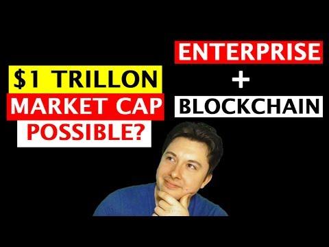 Trillion Dollar Market Cap Possible? | Enterprise + Blockchain