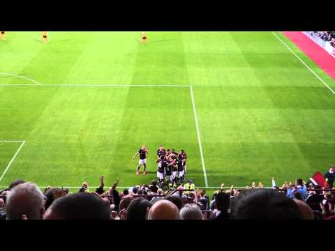 Gavin Reilly First Goal for Hearts