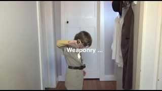 How to make Easy costume: Will Treaty, Ranger