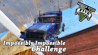 GTA 5 PC - Impossibly Impossible Challenge ... (Funny Gameplay)