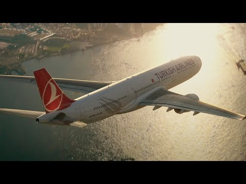 Türk Hava Yolları Belgeseli HD İzle -  Turkish Airlines Documentary HD Watch