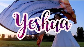 Worship with Silk Flags / Yeshua cover by WorshipMob / Dance ft: Claire CALLED TO FLAG