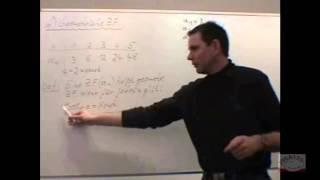 11011 - Spezielle Folgen - Geometrische Zahlenfolgen