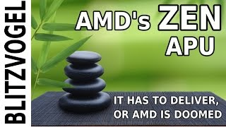 speculating amd s zen apu   4 x86 cores 16 compute units hbm2