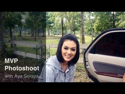 MVP Photoshoot with Aya Soraya