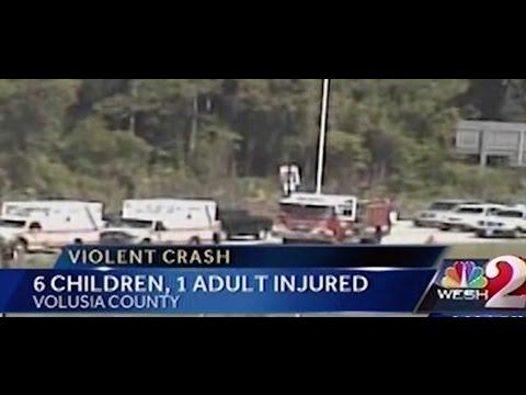 """Halifax Health - """"Van Crash"""""""