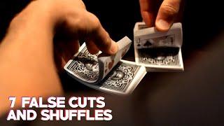 7 False Shuffles and Cuts