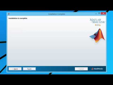 How to Install and Activate MATLAB R2015a