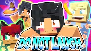 DO NOT LAUGH Minecraft