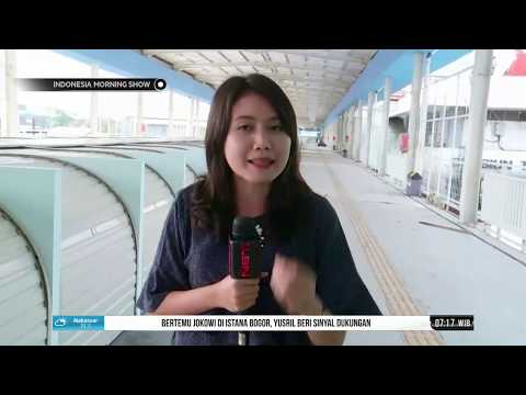 Live Report, Fasilitas Sky Bridge Tanah Abang Mp3