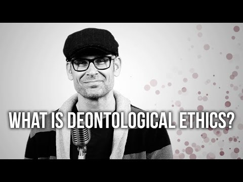 611. What Is Deontological Ethics?