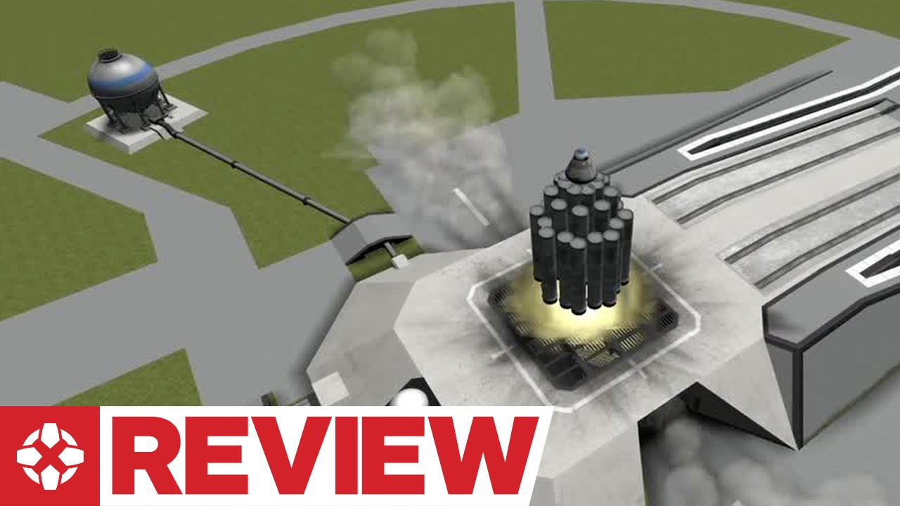 Kerbal Space Program PS4 Review - YouTube